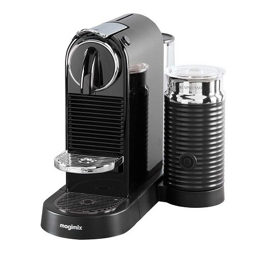 Nespresso Citiz and Milk koffiemachine