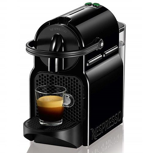 Nespresso Inissia Coffee Machine Black van Magimix