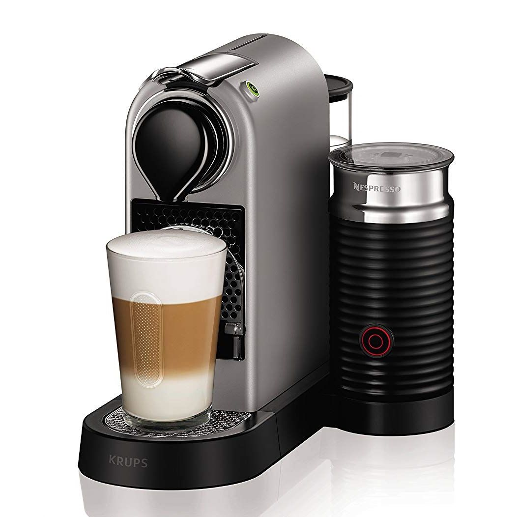 Nespresso XN760B40 Nespresso Citiz and Milk koffiemachine