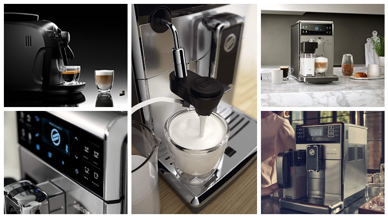 Philips Saeco Espresso Machines Review